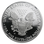 2013-W Proof Silver American Eagle PF-69 NGC (Retro Black Insert)